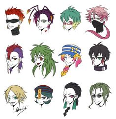 All Inmates (NANBAKA) by No2206