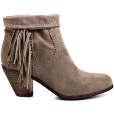 51bdb59827c945 Sam Edelman Women s Louie - Tan Suede ( 145) ❤ liked on Polyvore High Heel