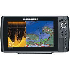 HUMMINBIRD 409970-1 HELIX(TM) 10 DI GPS