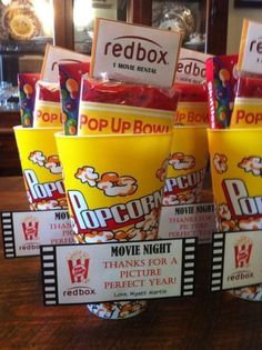 Give a fun movie night - Thoughtful Teacher Appreciation Day Ideas That Won't Break the Bank - Photos