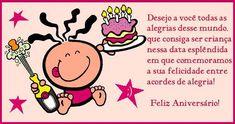Desejo a você todas as alegrias desse mundo #felicidades #feliz_aniversario #parabens