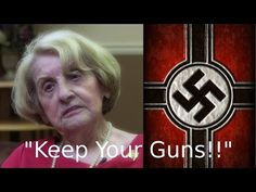 World War 2 Survivor warns of SOCIALISM, and GUN CONTROL (Must Watch, and Share)