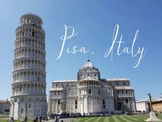 There's More To Pisa Than Just A Leaning Tower...