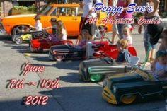 Peggy Sue's All-American Cruise - Annual Car Show