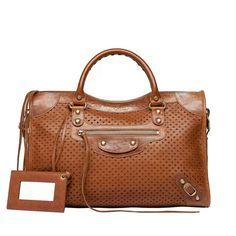 dd180c692633 Balenciagia City Cross Sadle Saddle Handbags