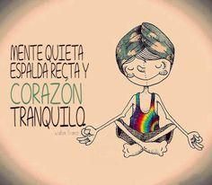 """""""La práctica habitual de la meditación mejora la calidad de vida de las personas que sufren de estrés crónico."""""""