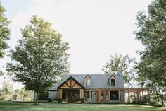 The Stone House  Brooks + Ashley, Married at Arrington