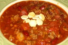 It's Chilli and Football time!
