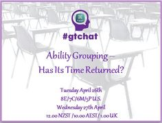 Ability Grouping – Has Its Time Returned?