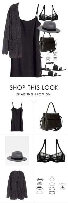"""""""Sin título #5262"""" by marym96 ❤ liked on Polyvore featuring H&M, Lanvin, Zara, Topshop and Belstaff"""