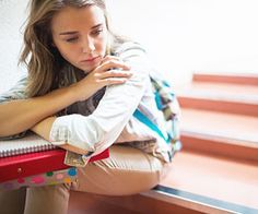Teenage Girls Are Exposed to More Stressors that Increase Depression Risk