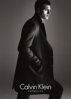 MATTHEW TERRY FOR CALVIN KLEIN COLLECTION FALL/WINTER 2013 CAMPAIGN