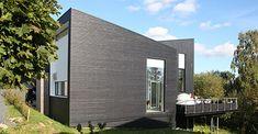 materialer Wood Siding, Facade, Outdoor Decor, Inspiration, Home Decor, Ideas, Patio, Biblical Inspiration, Wood Cladding