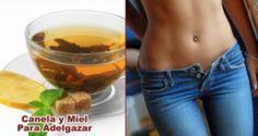 Hierve estos 2 ingredientes y toma la bebida durante 7 días para perder hasta 5 libras.