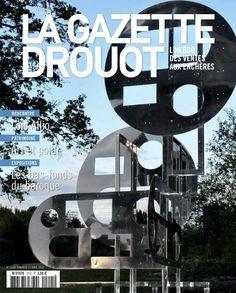 Gazette Drouot N°15 du 17 avril 2015. #ArtMarket
