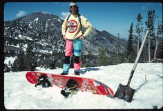 Terry Kidwell in 1987. Photo: Bud Fawcett