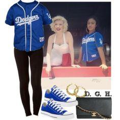 679f808d 48 Best ⚾dodger outfits ⚾ images   Dodgers outfit, Dodger game ...