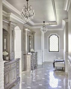 12 Luxurious Bathroom Design Ideas