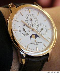 Vacheron Constantin Patrimony Contemporaine Perpetual Calendar Ultra-Thin Watch