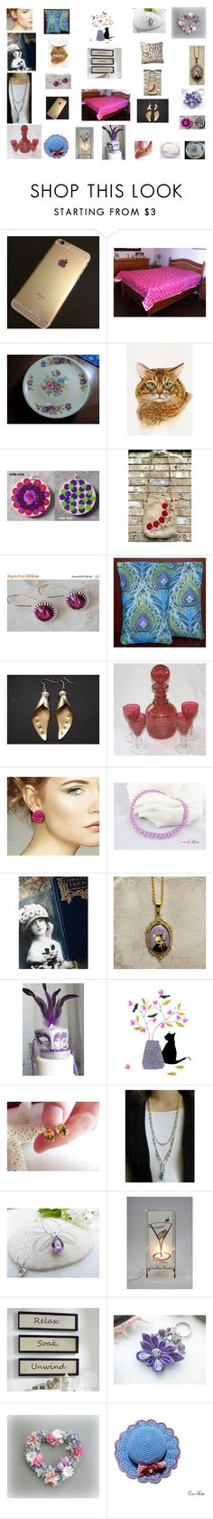 """""""Valentine Gifts for Her"""" by einder ❤ liked on Polyvore featuring Masquerade and vintage"""