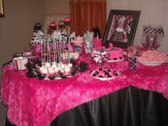 Monster High Birthday Party Ideas | Photo 7 of 9 | Catch My Party