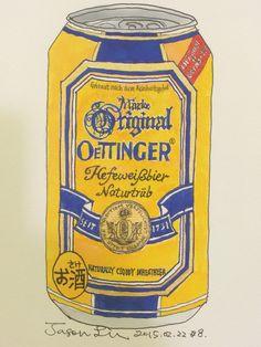 OETTINGER beer !!