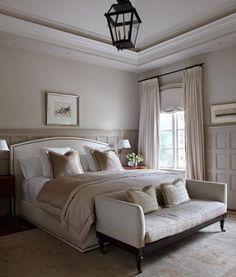 neutral bedroom...