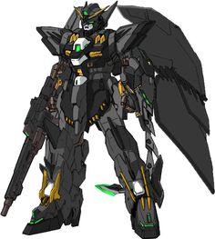 OZ-13MS(B) Epyon Black (BFW) by RedZaku
