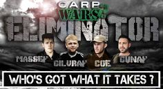 🐟 🐟 MAJOR CARP WARS 2 ANNOUNCEMENT📣📢📣📢🔈  We couldn't decide between all the really strong entries to take part in Carp Wars Season 2, so we've come up with a plan to choose a winner. We're holding an 8-hour, four way #ELIMINATOR round later this month which will air on Sky Sports and Fishing TV later this summer.  The lucky four are, in no particular order:  Luke Gilvray a recently married 22 year old from Maldon, Essex. Insta: luke_gilvray  Coe, Steven, a 17 year old fisheries…