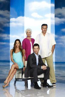 Burn Notice- I don't know. Amber really liked it. And it's to balance out all the depressing shows I should watch.