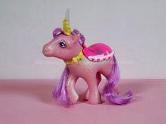 Princess Sparkle #mylittlepony #G1