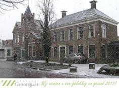 Grootegast - gemeentehuis 1912