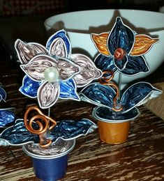 Dosette Nespresso, Auction Projects, Nescafe, Coffee Pods, Wire Jewelry, Diy And Crafts, Creations, Crafty, Inspiration