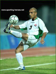 Bassim Abbas - Iraq - Olympic Games 2004