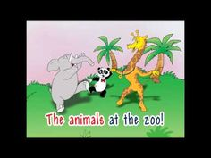 English for children - songs and funny clip - unit 2 - YouTube