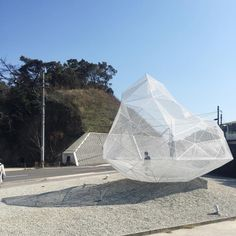 #SouFujimoto in #Naoshima  #architecture #Archdaily... #architecture #construction #design #modern Pinned by www.modlar.com
