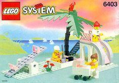 Lego Paradisa Playground