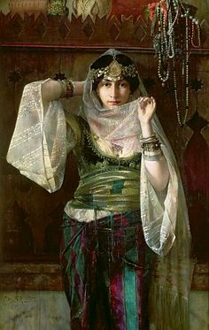 Ferdinand Max Bredt - The Queen of The Harem fine art preproduction . Explore our collection of Ferdinand Max Bredt fine art prints, giclees, posters and hand crafted canvas products Portrait Photos, Portraits, Empire Ottoman, Oil Canvas, Pre Raphaelite, Arabian Nights, Ferdinand, North Africa, Beautiful Paintings
