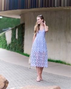 Lace Midi Dress, Lace Skirt, Strapless Dress, Summer Looks, Spring, Skirts, Dresses, Fashion, Strapless Gown