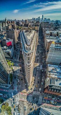 Edificio Flatiron, Photographie New York, New York City, Photo New York, Ville New York, Lake George Village, Voyage New York, Flatiron Building, Jolie Photo