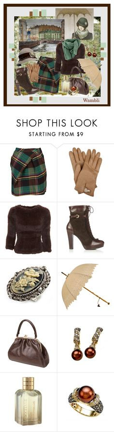 """Wambli Fall Showers"" by wambliwakan ❤ liked on Polyvore featuring Vivienne Westwood Anglomania, Mulberry, Jil Sander, L.K.Bennett, Bruuns Bazaar and Avalaya"