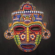 Huichol Mexican art