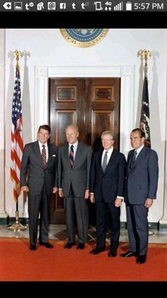 Reagan,Ford,Carter,Nixon