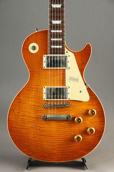 【S/N:8 8861】 2018 Gibson Custom Shop, Les Paul Guitars, Les Paul Standard, Gibson Guitars, Gibson Les Paul, Vintage Guitars, Hard Rock, Rock And Roll, Acoustic Guitars