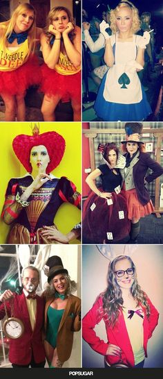 Pin for Later: 24 Ways to Channel Alice in Wonderland This Halloween