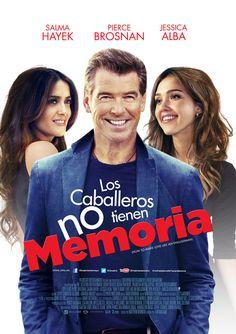 CINEMA unickShak: LOS CABALLEROS NO TIENEN MEMORIA - cine MÉXICO Estreno: 04 de Septiembre 2015