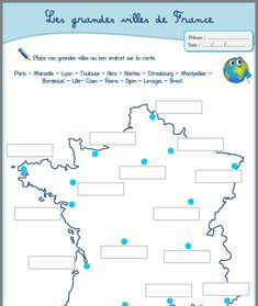 How To Speak French, Learn French, French Practice, High School French, French Worksheets, French Education, French Expressions, French Grammar, French Classroom
