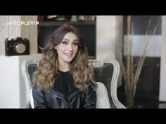 Dulce Maria Entrevista revista People en Español