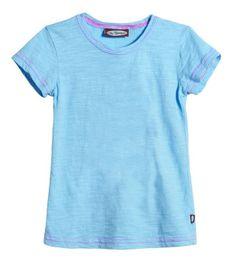 Solid Short Sleeve Tshirt 100% Cotton - Girls Turqy - 3T City Threads,http://www.amazon.com/dp/B00HNW89XS/ref=cm_sw_r_pi_dp_-1Zwtb00R7Z777RB