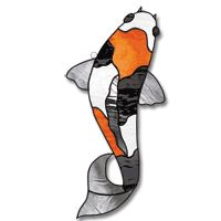 Check out the deal on Free Pattern, Koi Fish at Glass Crafters Stained Glass Stained Glass Patterns Free, Stained Glass Designs, Stained Glass Art, Free Mosaic Patterns, Stained Glass Supplies, Stained Glass Projects, Mosaic Projects, Mosaic Art, Mosaic Glass